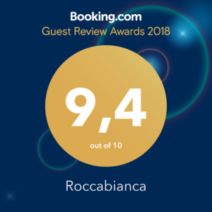 Roccabianca Booking Guest Review Awards