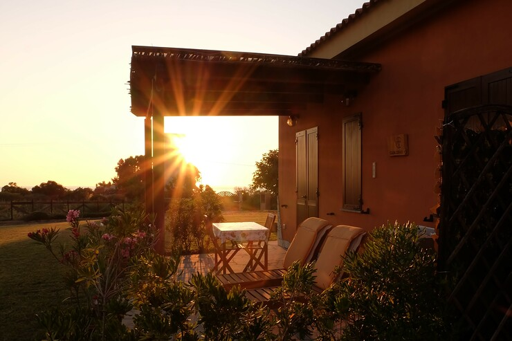 Roccabianca Casa vacanza Sardegna Linas anteprima