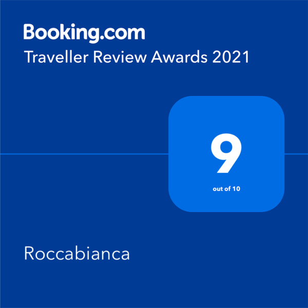 Roccabianca Booking Traveller Review Awards 2021